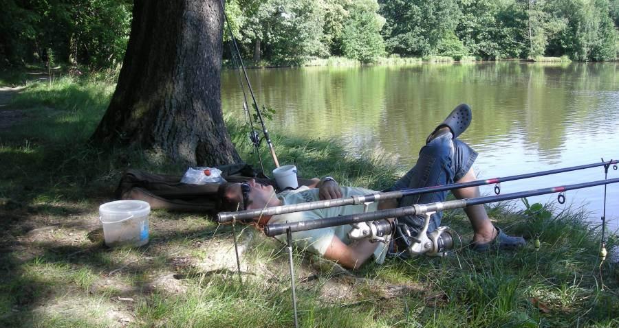 Pohoda na rybách
